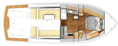 Viking 38 Main Layout