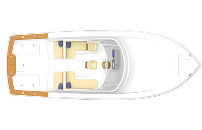 Viking 38 Open Layout
